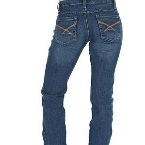 Kylie & cinch jeans